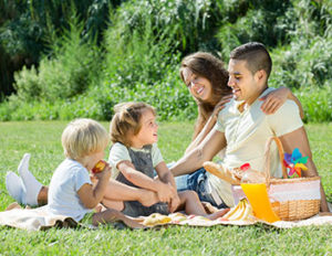 protect your family from ticks with organic tick spray service